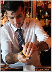 cocktail bartender hire Wellington